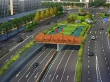 彩虹快速萧山段全线开工 杭州南边余下的半条彩虹动起来了