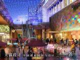 达州仁和春天国际主题商业街理念不新但设计突出