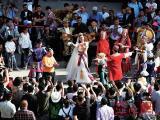 新疆国际大巴扎景区开收门票 每人10元