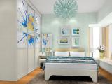 蓝天豚硅藻泥装修背景墙各个房间究竟怎么搭配?