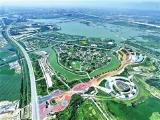 中国花卉博览会门票定价50元,银川人坐云轨去看
