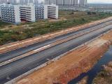 珠海西部生态新城B片区 超额完成年度投资计划