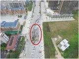 """信阳平桥区一房屋占据马路中央多年 网友称""""最牛钉子户""""(图)"""