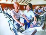 盐城射阳养老中心于7月开业 床位共1200张