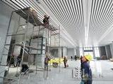 我国高寒地区最长快铁 佳木斯站房工程即将完工