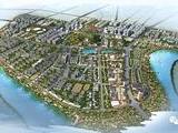 赣州经济技术开发区核心区(蟠龙)最新城市设计曝光!