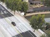 普陀铜川路桥改造工程竣工 真如绿廊主干道贯通