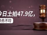今日土拍47.9亿,朝阳崔各庄地块溢价率41.95%