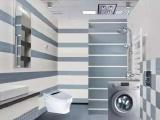 在空间不充足的情况下如何打造一个洗衣间呢?