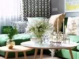 超漂亮的60㎡北欧风公寓,简约又舒适,软装布置超赞!