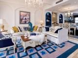 中建状元府109㎡装修案例,享受地中海风格的温馨与浪漫!