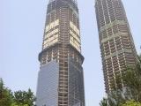 沈阳目前第一高楼:360米盛京金融广场建设巡礼