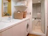 记住!洗手盆尽量放在卫生间外,简直省下一间房!