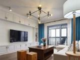 142㎡混搭住宅,浪漫雅致,又充满生活气息的家!