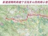 浦梅铁路(建宁段)完成项目建设投资18.9亿元,占项目总投资的54%!