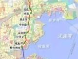 新進展!大連地鐵5號線最長車站——梭魚灣站主體封頂
