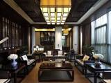 500平中式别墅,一进门就被优雅、庄重所震撼!