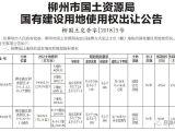 柳东再放限价地,4800元/平方米的限制售价比地价还低!