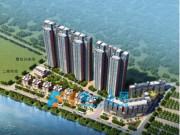 广清大道沿线燕湖康城,南北通透的生态宜居城市