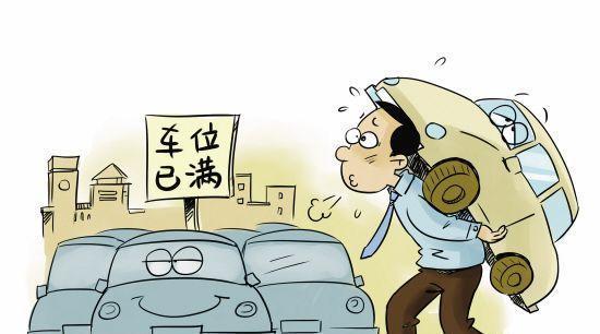 车位到底买不买?买车位再往外租的话合适不合适?