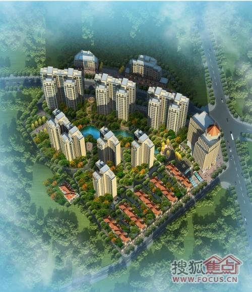 庆龙新视界楼座图