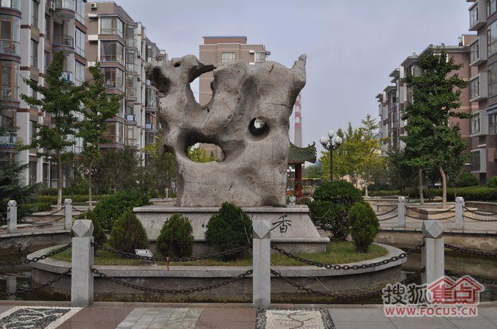 香洲心城三期小区图片