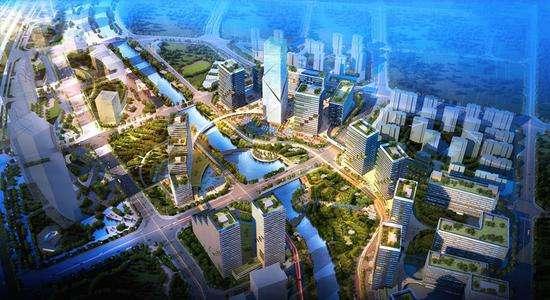 又一个深圳巨头将进驻东莞!这家产业园有点不一样