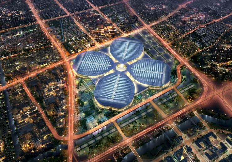 上海龙湖天璞 虹吸上海总部经济新热土