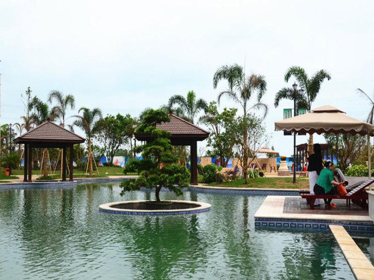 景园悦海湾推出50套按揭房,64㎡两房