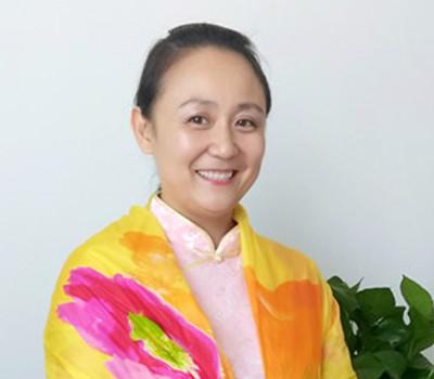 女艺术家薛波的艺术之路