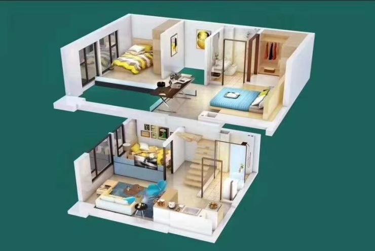 融侨悦澜庭,南三环经典之作,均价1万的loft,轻松安家郑州