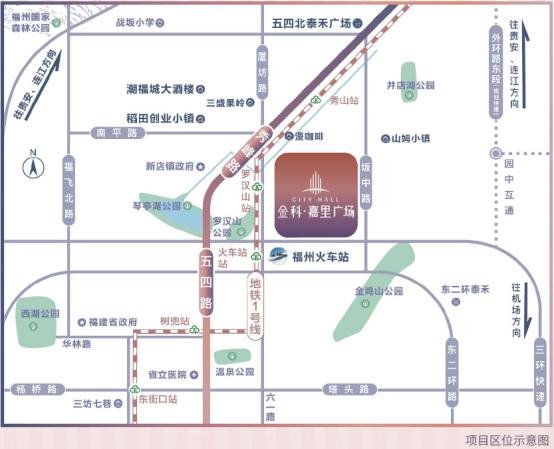"""千亿金科 福州城市封面级项目""""十一""""亮相"""