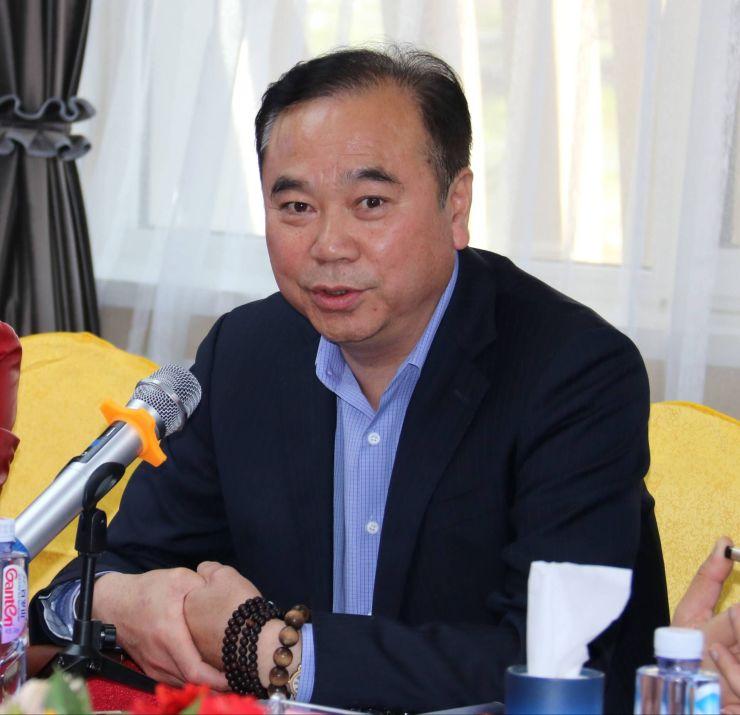 甘肃房产商会召开2018年第一次会议 探讨建公司发展方案