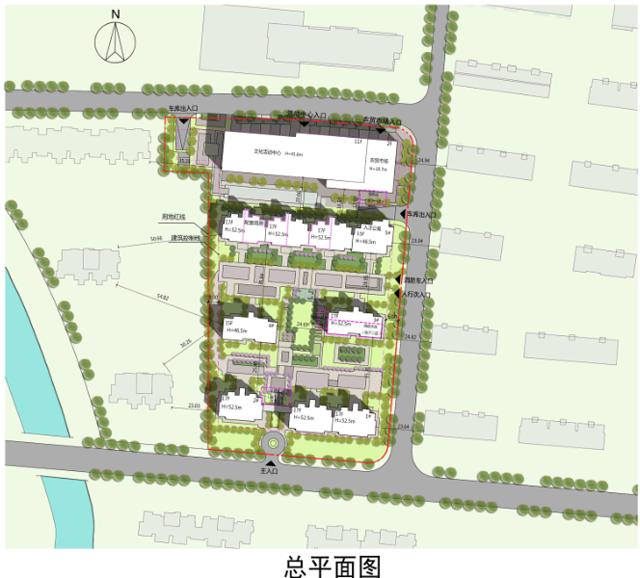 万科台柳路312号项目规划出炉 总户数为295户