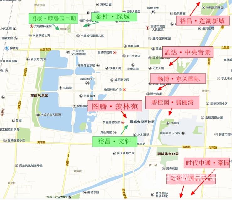 聊城城区一季度商品房预售套数激增 预售均价破万元大关