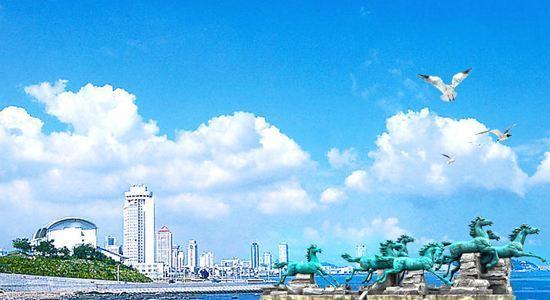 临海创建全国文明城市工作剪影