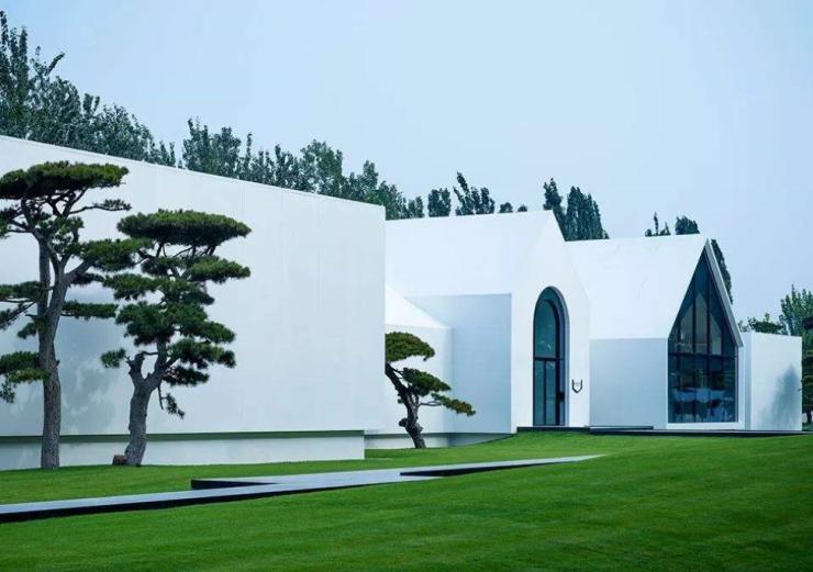 京城文艺打卡地终极推荐 中央别墅区不只有低密醇熟的国际生活