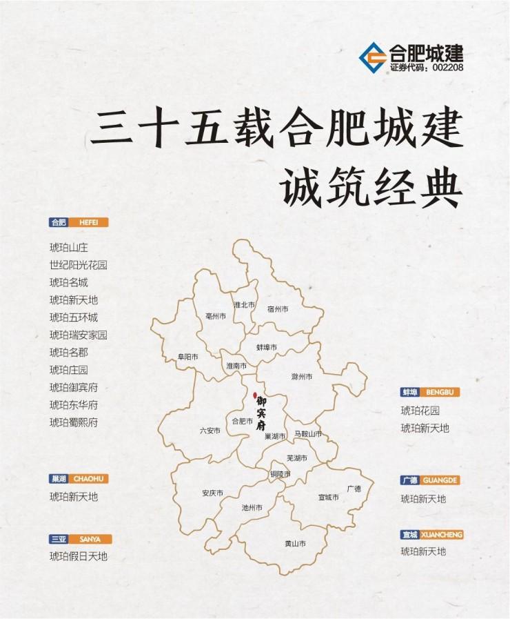 """喜获殊荣!""""安徽省房地产业创新示范项目""""实至名归!"""