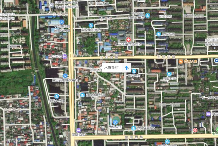 征地丨保定4村征用住宅用地逾34亩 涉水碾头、中廉良等