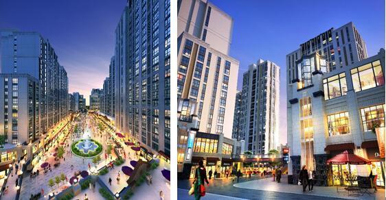 一条双十字金街 铺就郑西的繁华与未来