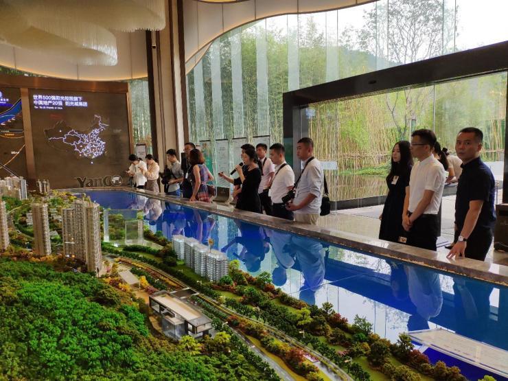 传递阳光力量 筑就人居理想 阳光城杭州媒体行圆满结束!
