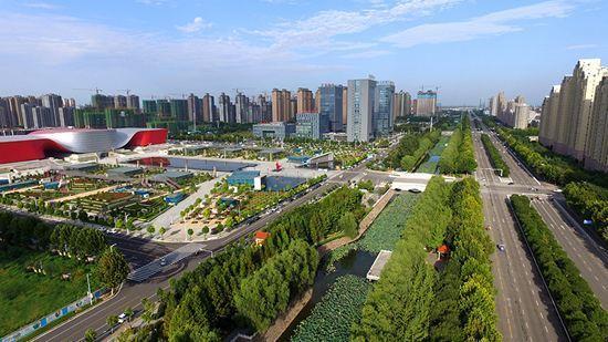 许昌市城区绿化植物缺株断档补植补栽工作启动