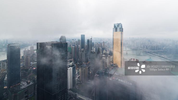 看看城市开发投資吸引力排名,大房企都来渝,重庆增值潜能看好?