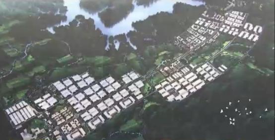 总投资23余亿的省重大产业建设项目在衡阳县开工