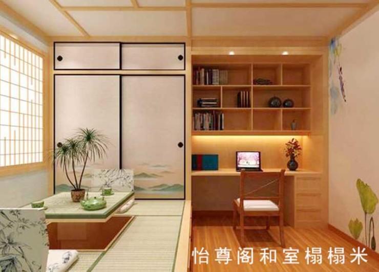 这样装!书房与卧室可以兼得,多功能与意境感并存