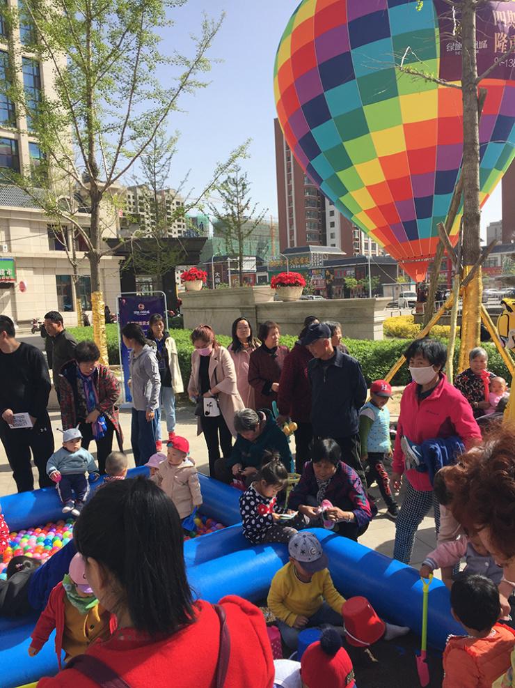 绿地·凤凰城首届热气球嘉年华及新品面市同启经纪人大会圆满落幕