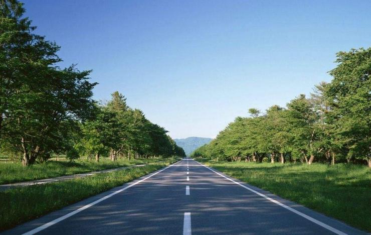 济宁城区市直管道路快、慢车道年度维修基本完工