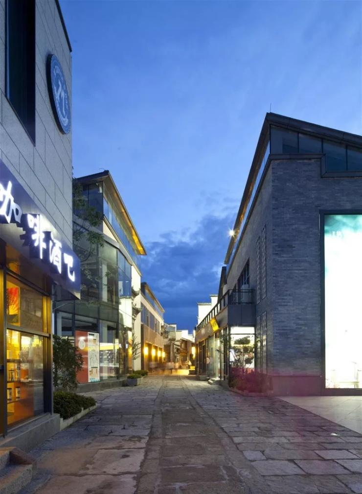 【多图】屯溪老街未来规划理念、设计方案、效果图展示