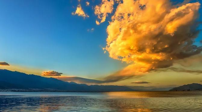 彩云之南多情大理 在这里遇到属于自己的天地!