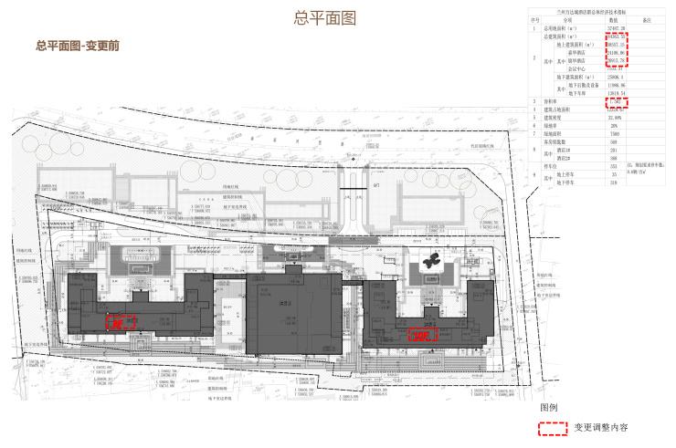 """兰州万达城酒店投资有限公司商业用地项目方案变更公示"""""""
